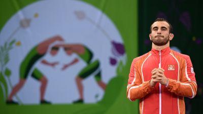 Elvin Mursaliyev brought 6th gold for Azerbaijan