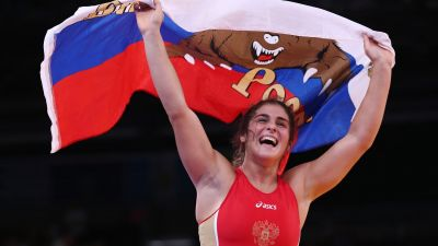 Russia ranked second in team standing at European Games