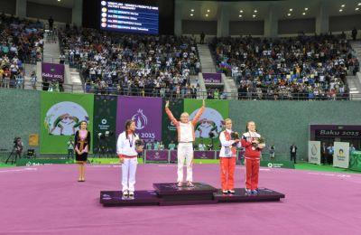7th gold medal by  Mariya Stadnyk