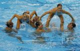 The Associated Press presented the  European Games photosession