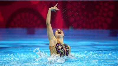 Russia continue winning ways in the pool