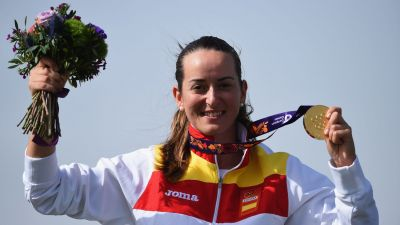 Spain's Fatima Galvez wins  gold
