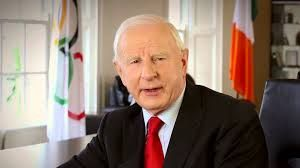 "President of Azerbaijan  awards Patrick Hickey with ""Sharaf"" Order"