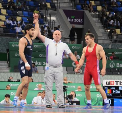 Jabrayil Hasanov  won bronze  PHOTO