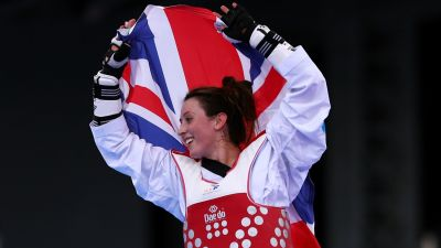 Great Britain athlete wins gold
