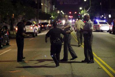 Gunman kills 9 people in South Carolina
