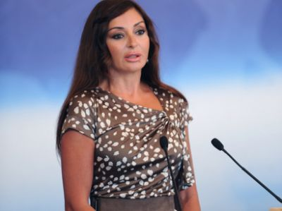 Mehriban Aliyeva sends a letter of condolences to the family of  Suleyman Demirel