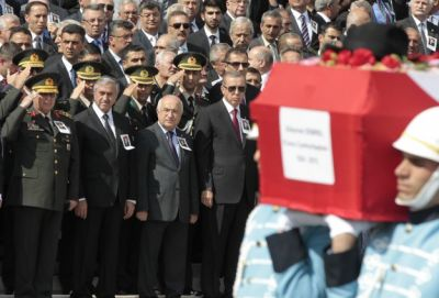 State funeral held for Suleyman Demirel