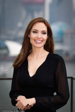 Jolie arrives in Turkey