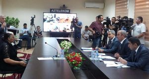 Azerbaijani Minister received citizens