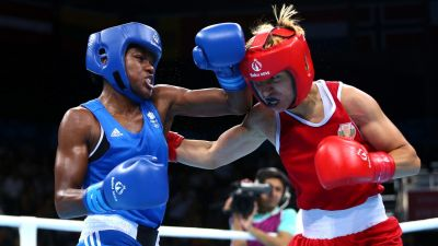 British Olympic Boxing champion reaches into semi-final