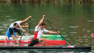 Interesting Canoe Sprint images of Baku 2015 PHOTO