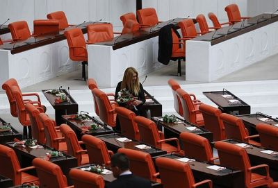 Turkish parliament opens for 25th term