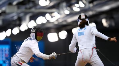 Olympic champions crash out on first day of Fencing