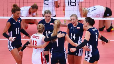 Poland and Turkey qualify for Volleyball semi-finals