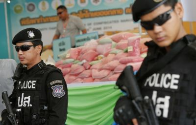 About 30 kg of cocaine seized