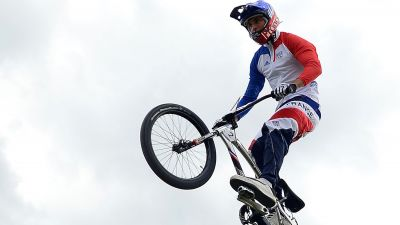 Europe's top BMX teams ready to jump into action