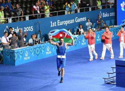 Teymur Mammadov won gold