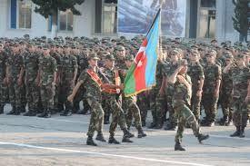Azerbaijan celebrates the Armed Forces Day