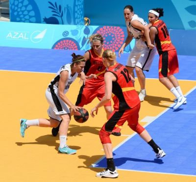 Spain complete 3x3 quarter-finals double over Azerbaijan
