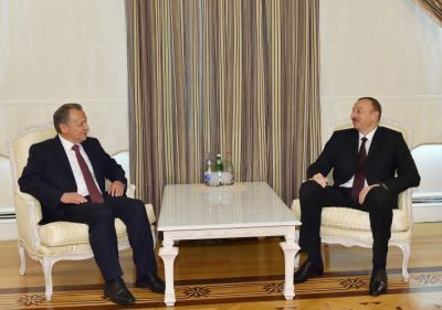President Ilham Aliyev received chairman of the Parliament of Liechtenstein