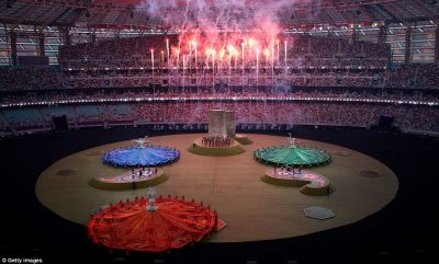 European Press highlights European Games closing ceremony