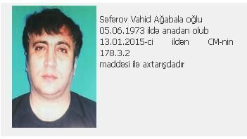 Объявлен в розыск известный азербайджанский мейханщик