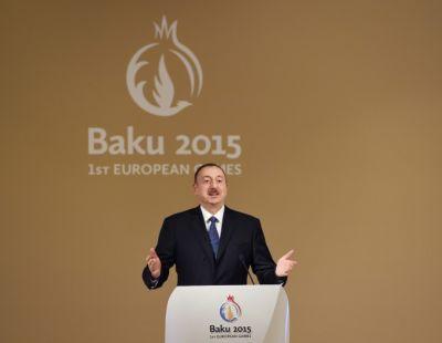 "Президент Азербайджана: ""Игры еще раз показали потенциал Азербайджана"""