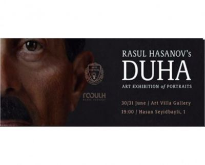 Exhibition of portraits opens in Baku