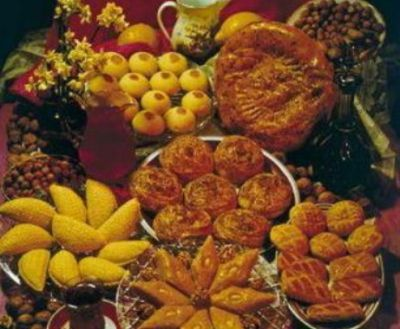 The second International Festival of National Sweets to be held in Shaki