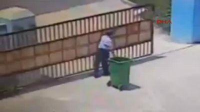 Gözlənilməz ölüm - VİDEO