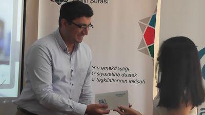 ARGTMŞ-a tibb kartları təqdim olunub - FOTOSESSİYA