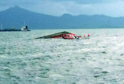 36 people dead as ferry capsizes