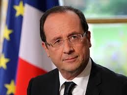 Hollande visits Benin for 1st time in 30 years