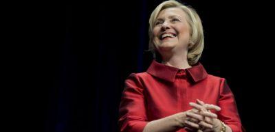 Hillari Klinton 45 milyon dollar topladı