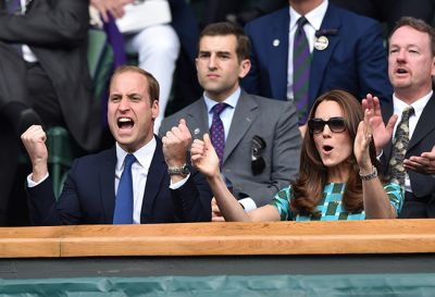 Prince William and Kate to attend Wimbledon next week