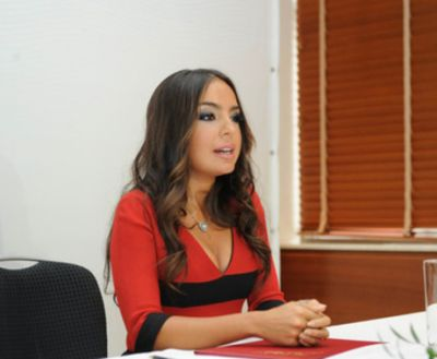 Leyla ALiyeva : Our aim is to restore the historical justice, expose the criminals and bring them to international court