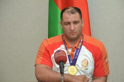 Ilham Zakiyev :  A day will come when I carry the torch to Karabakh