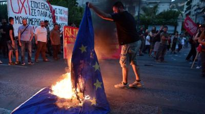 Greece needs €50bn in three years