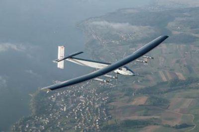 """""""Solar Impulse 2"""" iki dünya rekordunu təzələyib"""