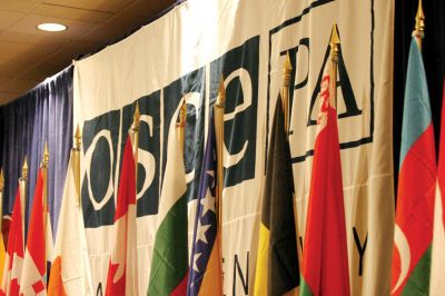 Roberto Montella of Italy elected OSCE PA Secretary General