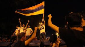 At least 46 persons arrested in Yerevan