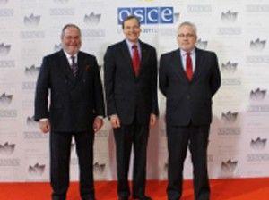 В Вашингтоне сопредседатели МГ ОБСЕ обсуждают нагорно-карабахский конфликт