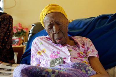 Старейшая жительница Земли раскрыла секрет долголетия