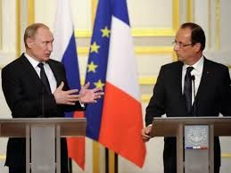 Russian, French leaders discuss results of Greek referendum