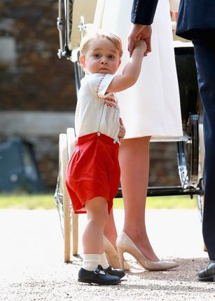 Prince George's outfit sells out