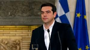 Greek Premier o present new plan