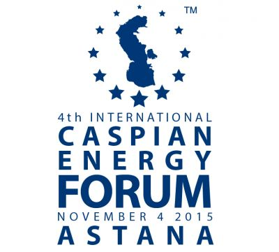 Cross Caspian Oil & Gas Logistics LLC becomes a golden sponsor of 4th International Caspian Energy Forum Astana – 2015
