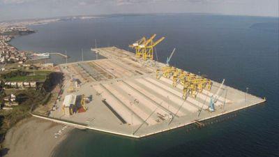 Türkiyənin ən böyük yük limanı fəaliyyətə başlayır
