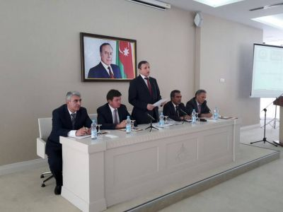 140th anniversary of Azerbaijani national press marked in Gabala  PHOTO